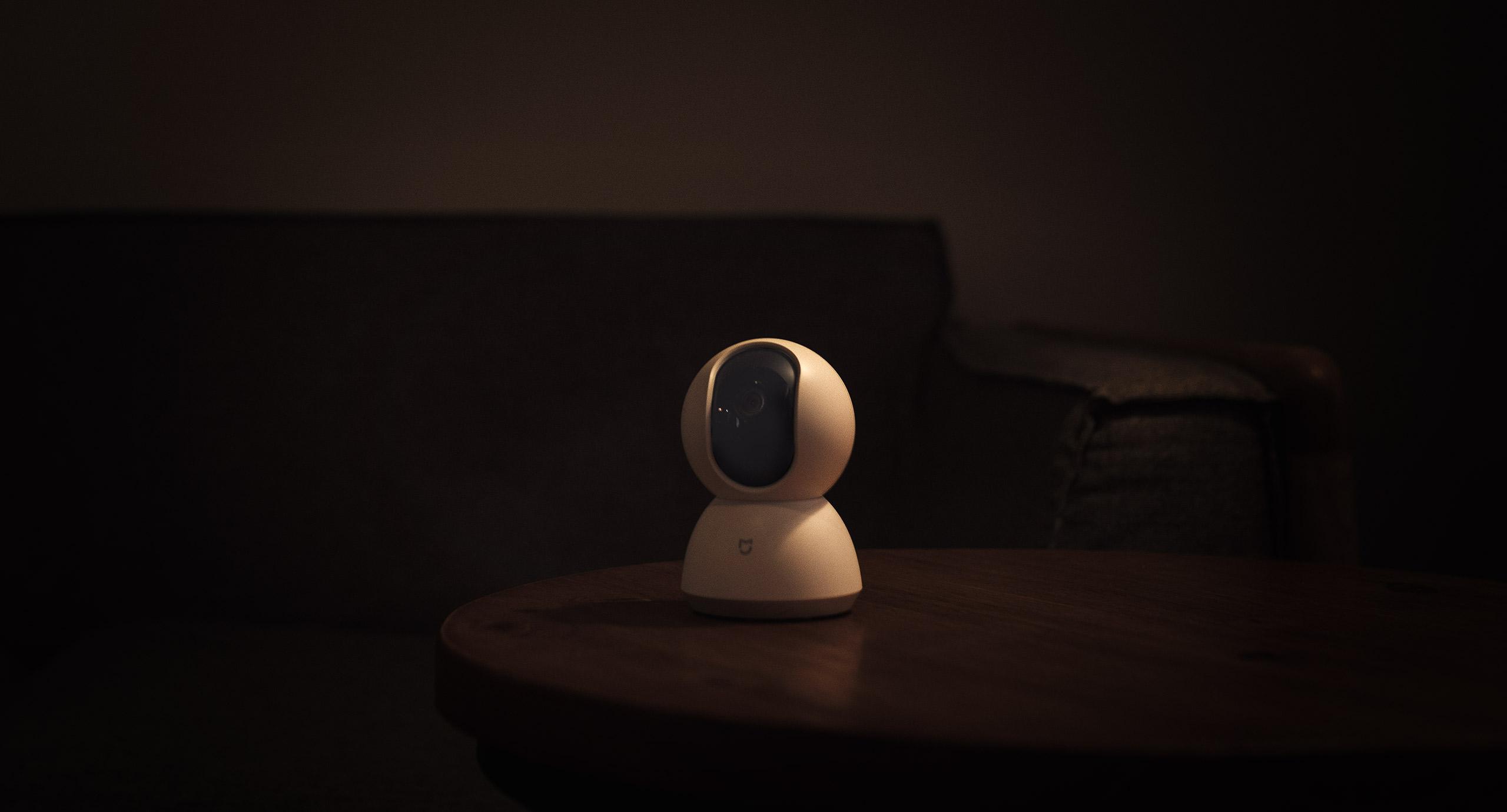 米家智能摄像机云台版