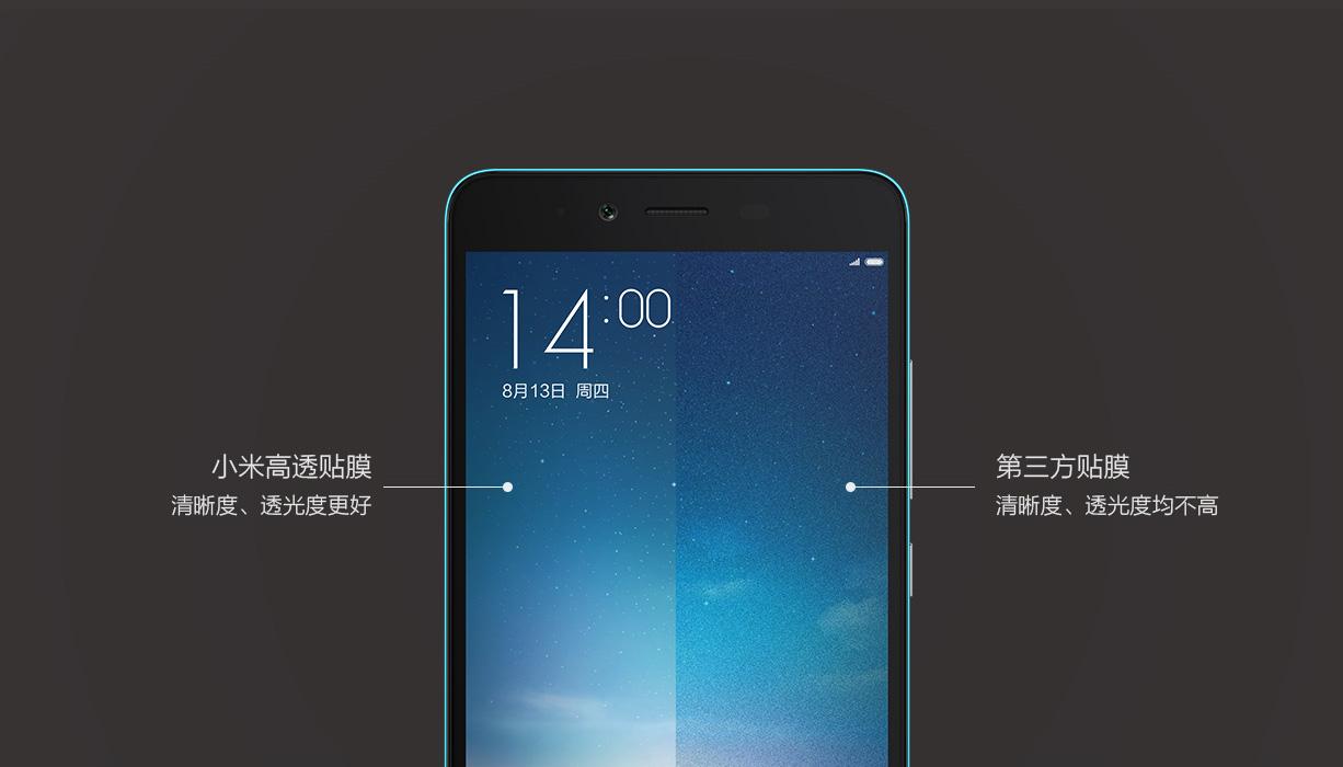 Jual Xiaomi Original Screen Protector Redmi Note 2