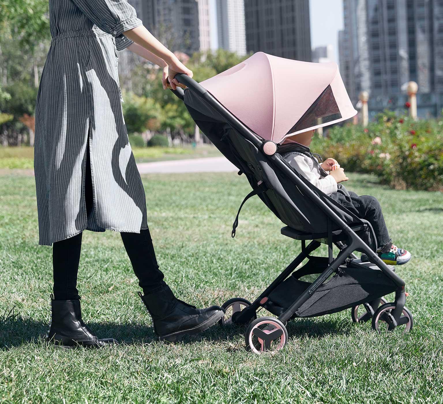 小米推车_米兔折叠婴儿推车 - 小米商城