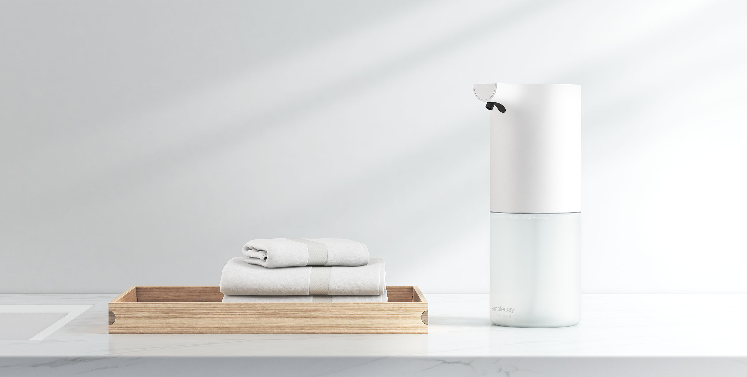 米家自动洗手机套装- 小米商城